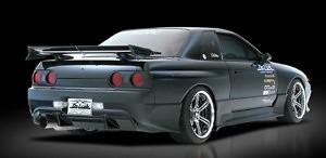 Do Luck - Nissan Skyline R32 GTR T2 Body Kit