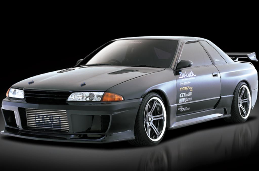 Do Luck - T2 Aero Kit - Nissan Skyline R32 GTR