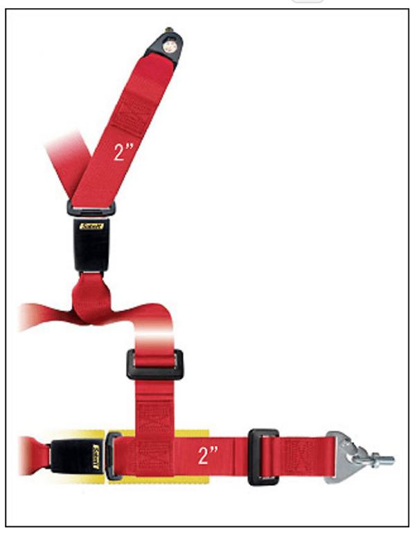 Sabelt - Racing Harness - Clubman 75