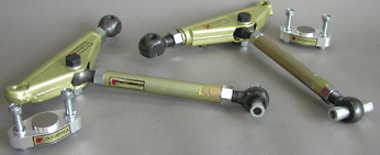 Ikeya Formula - Roll Center Adjuster Pillow Lower Arm Kit