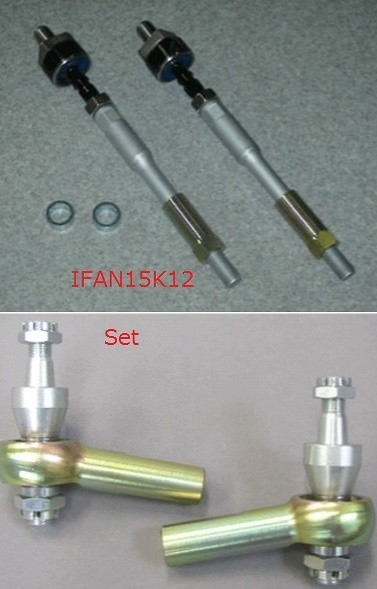 Tie Rod and End Set - IFAN15K12