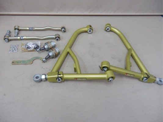 Honda - S2000 - AP1/AP2 - IFAO15001(Rear Lower Arm) + IFAH12001(Rear Toe Rod) - 50 Sets - IFAO15K01