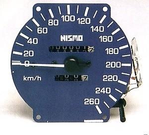 Nismo - Speed Meter - Skyline R32 GTS-t