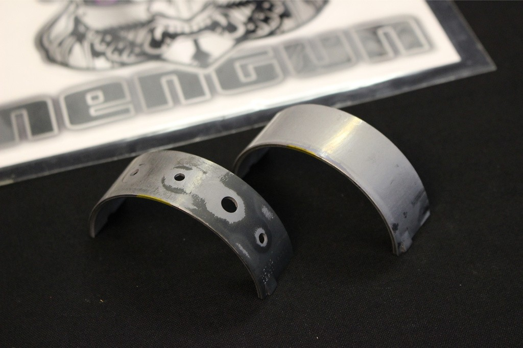 Type: Main Bearing Inner Set - Grade: STD 3 - Thickness: 1.827~1.830mm - 12207-RRR43
