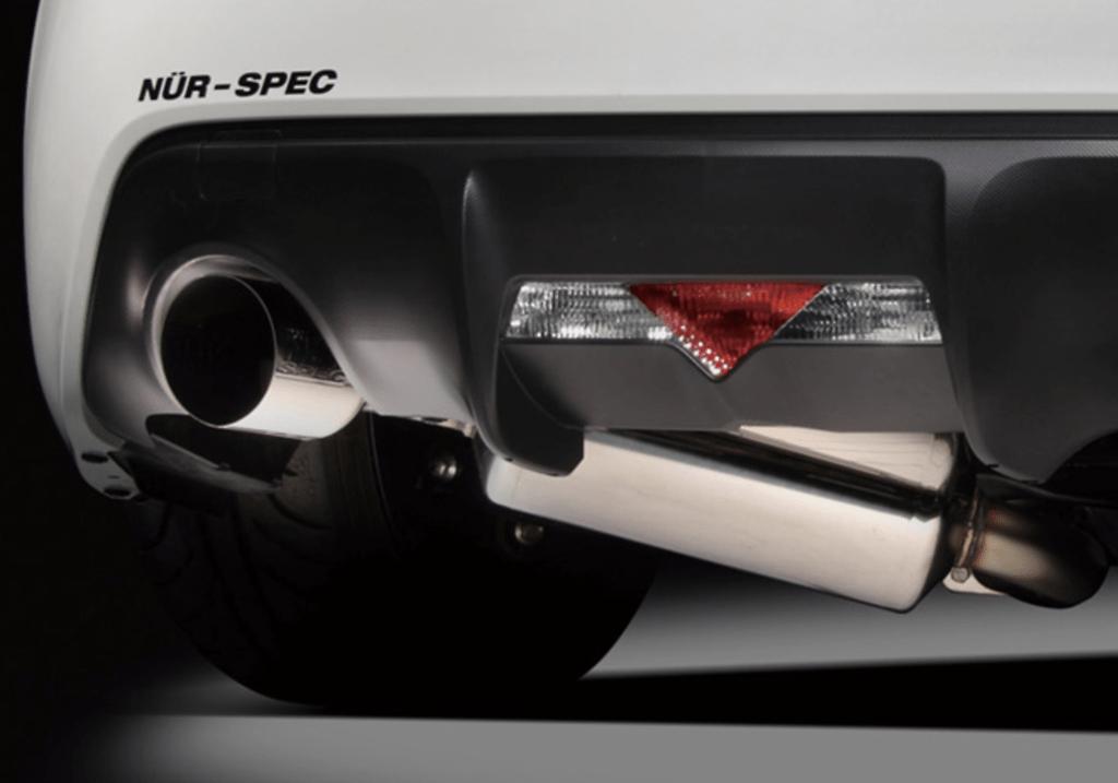 Blitz - NUR - Spec R - Exhaust System