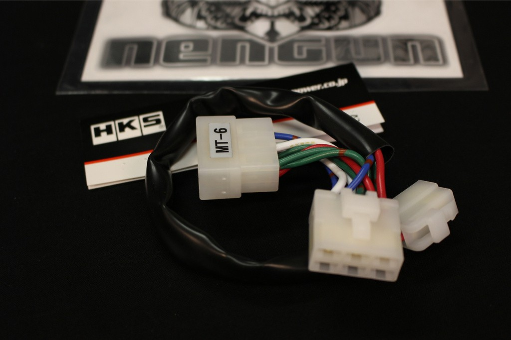 hks turbo timer harness nengun performancecolt ralliart version r z27ag mt 6 4103 rm006