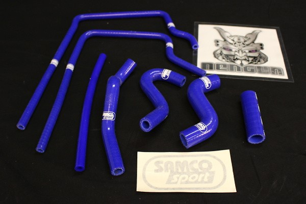 Subaru - Impreza - WRX STI - GC8 - Vers 3-6 - 6 Pipes - 40TCS87/H