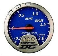 Blitz - Racing Meter - DC II - Boost - Blue