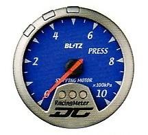 Blitz - Racing Meter - DC II - Pressure - Blue