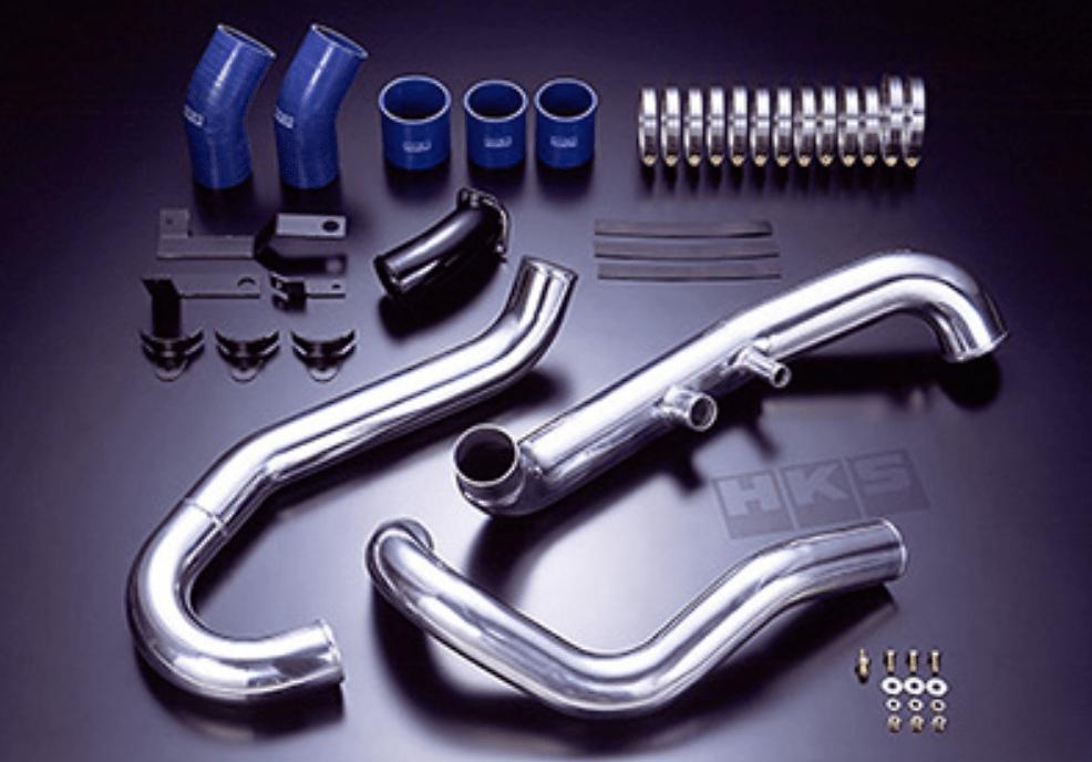 HKS - Intercooler Piping