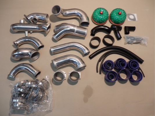 Nissan - Skyline BCNR33 - Type SPL - 4x Suction, 5x IN, 2x OUT, 3x Recirculation - 1302-SN012
