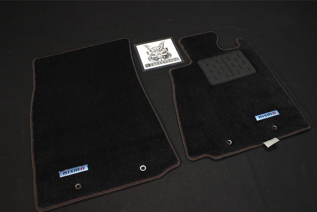 Color: Black - Quantity: 2 Mat Set - G4900-1EK10