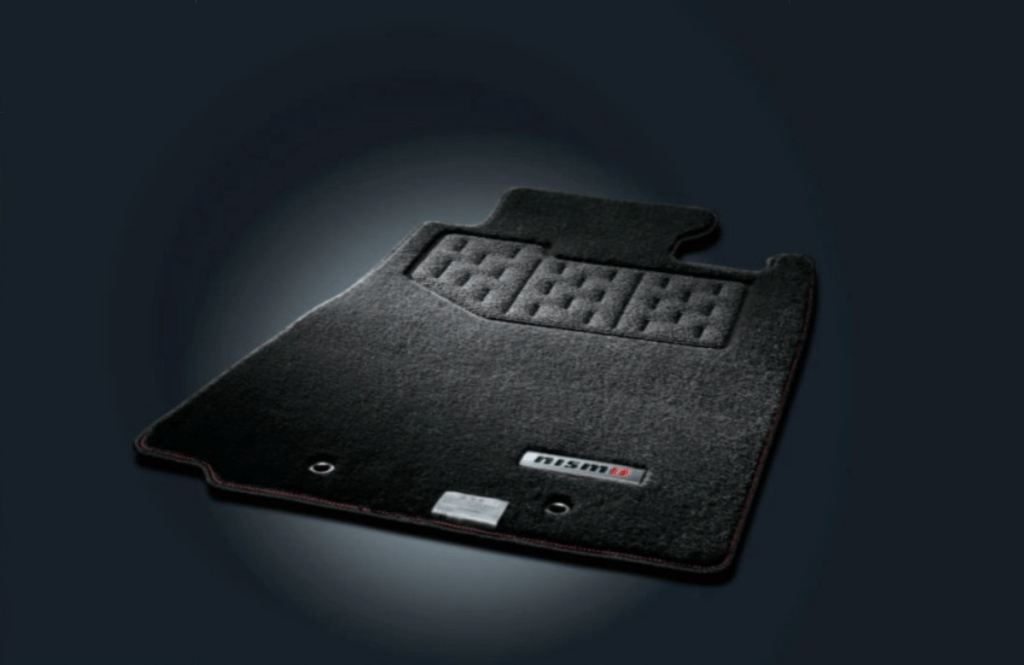 Color: Black - Quantity: 2 Mat Set - G4900-1EK11
