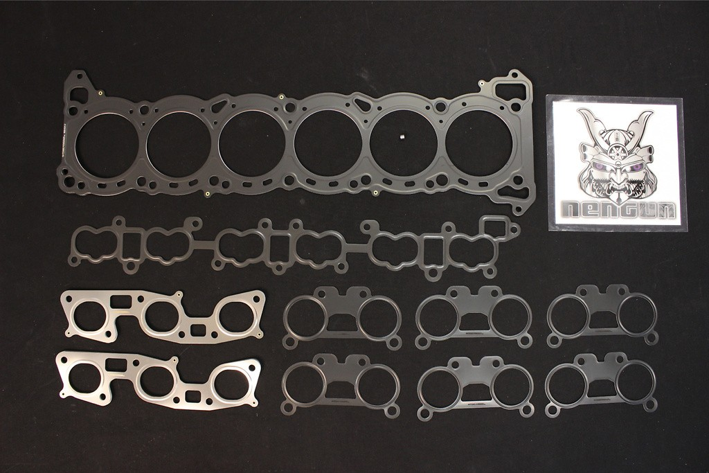 Type: Gasket Combination Set - Thickness: 1.2mm - Bore: 87mm - 133013