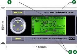 HKS - F-CON - Navigator