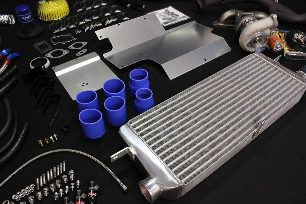 Includes Oil Filter Relocating Kit - Turbocharger: T518Z-10cm - 11550401
