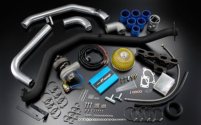 Includes Turbo and eManage Blue - Turbocharger: TD04H 16T-11.0cm2 - 11510401