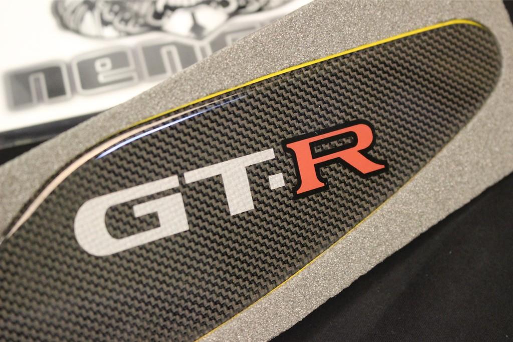 99993-RN595 - Nissan BCNR33 RB26DETT (GTR Logo)