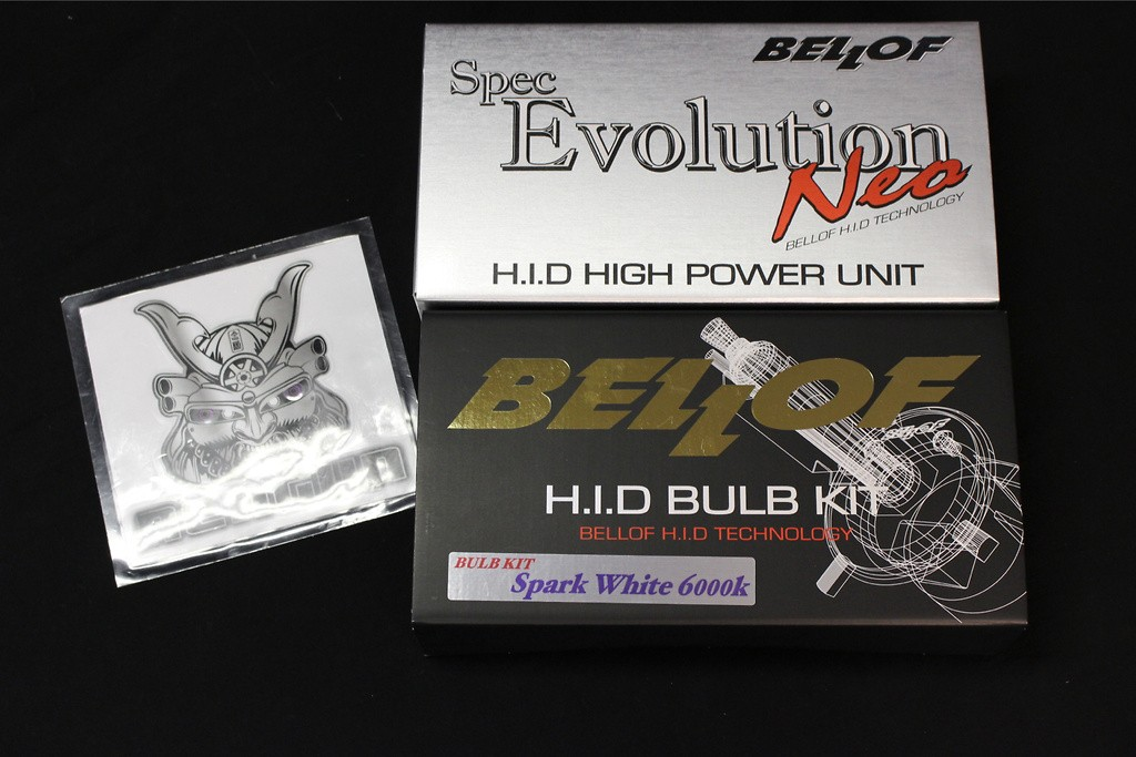SE Neo (HID Bulb kit + Power Unit)