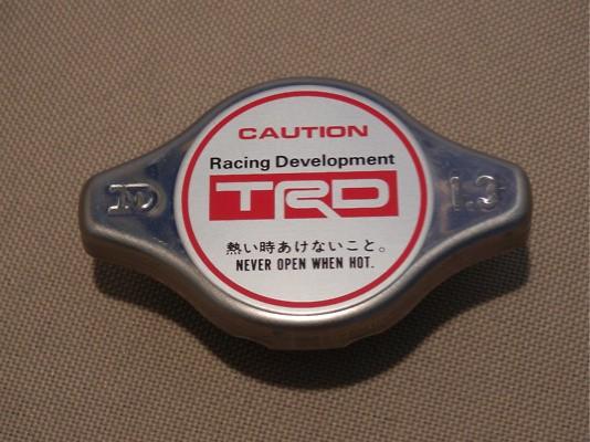TRD - Radiator Cap - N Type