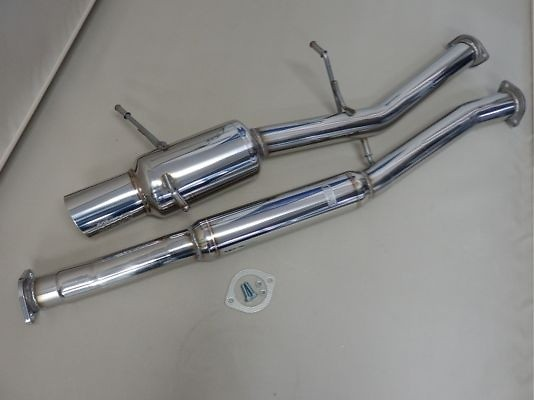 Pieces: 2 - Pipe Size: 80mm - Tail Size: 114.3mm - 68116