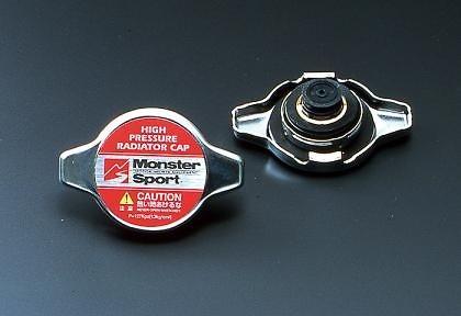 Monster Sport - High Presure Radiator Cap