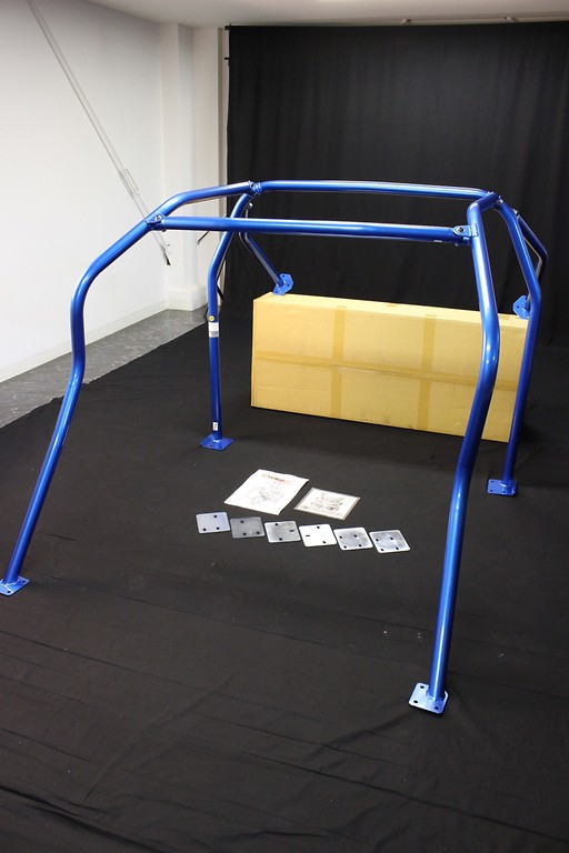 Cusco - Roll Cage - D1