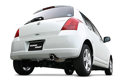 Suzuki Sport - Sports SP-X Muffler - Swift