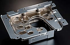 JUN - Oil Pan Baffle Plate