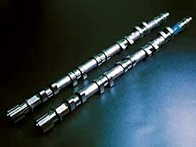 JUN High Light Camshafts