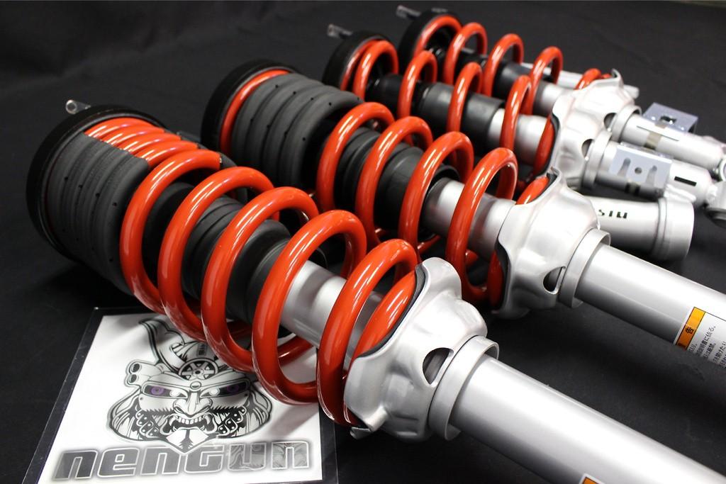 5 Stage Adjustable - Front Spring: 6kg/mm - Rear Spring: 6.7kg/mm - 5300S-RSR45