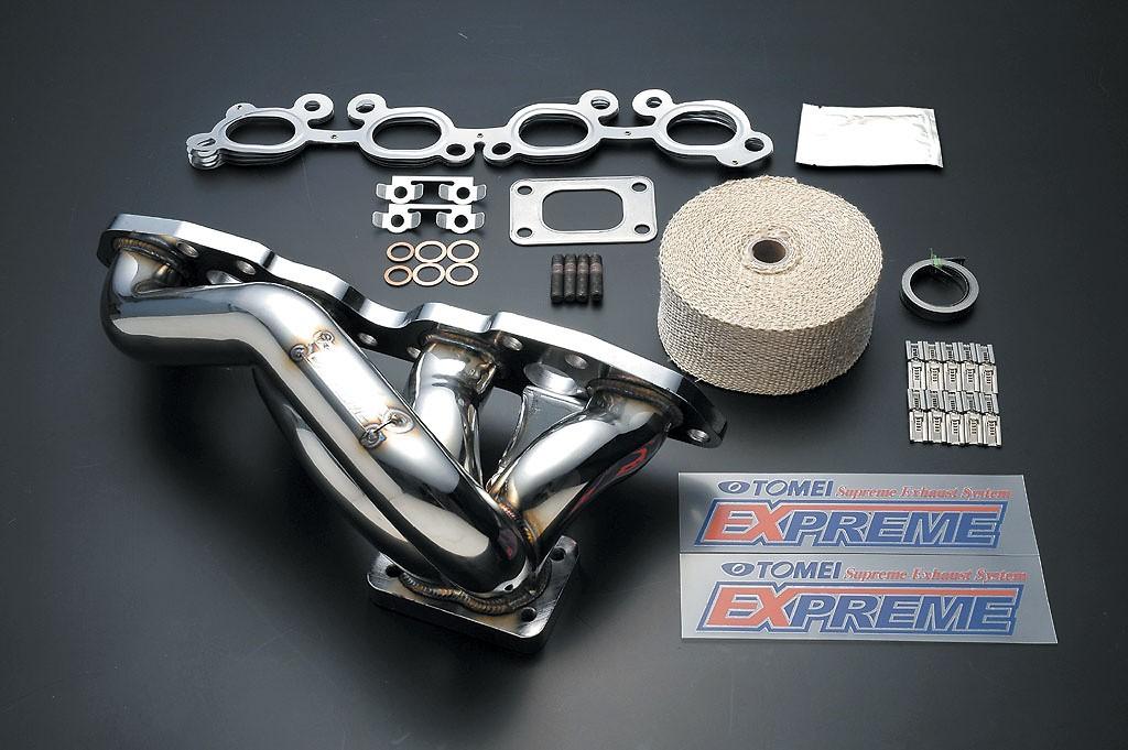 Tomei - Exhaust Manifold - Nissan Silvia