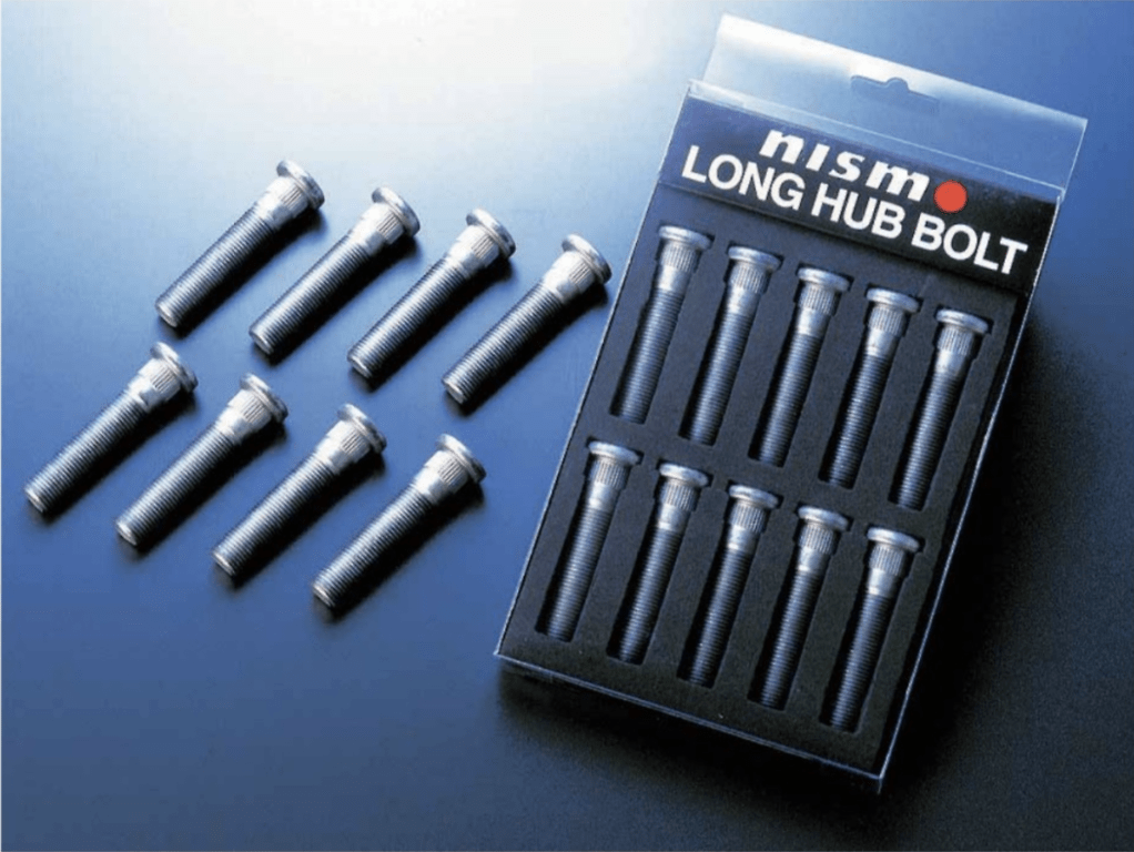 Nismo - Long Hub Bolts
