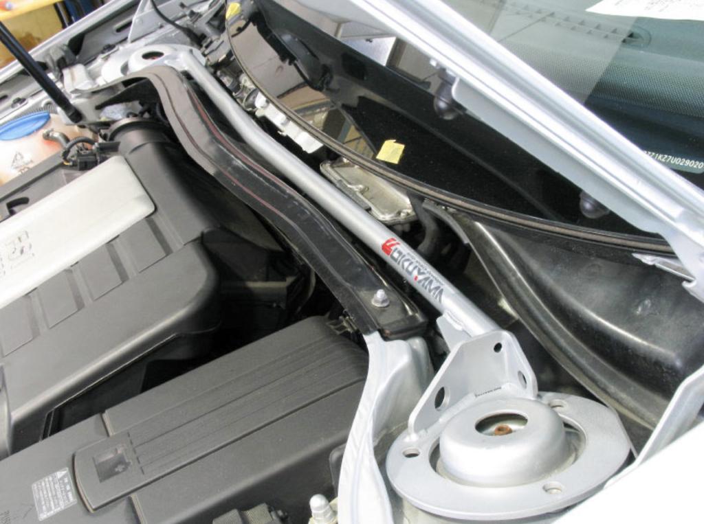 Type: Front - Material: Aluminium - 621 736 0
