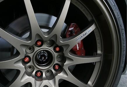 Monster Sport - Lightweight Wheel Nuts