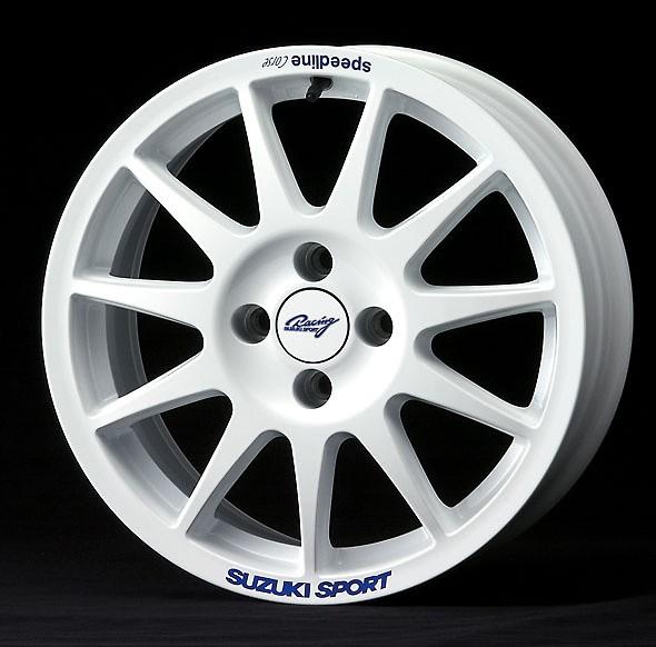 Suzuki Sport - Speedline Wheels