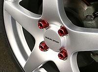 Suzuki Sport - Wheel Nuts
