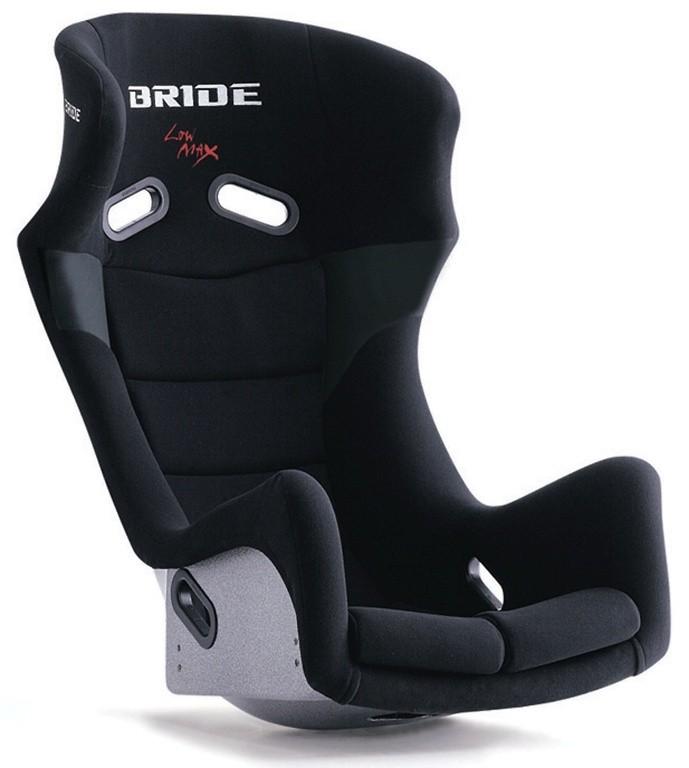 Bride - Maxis III - FRP - Black