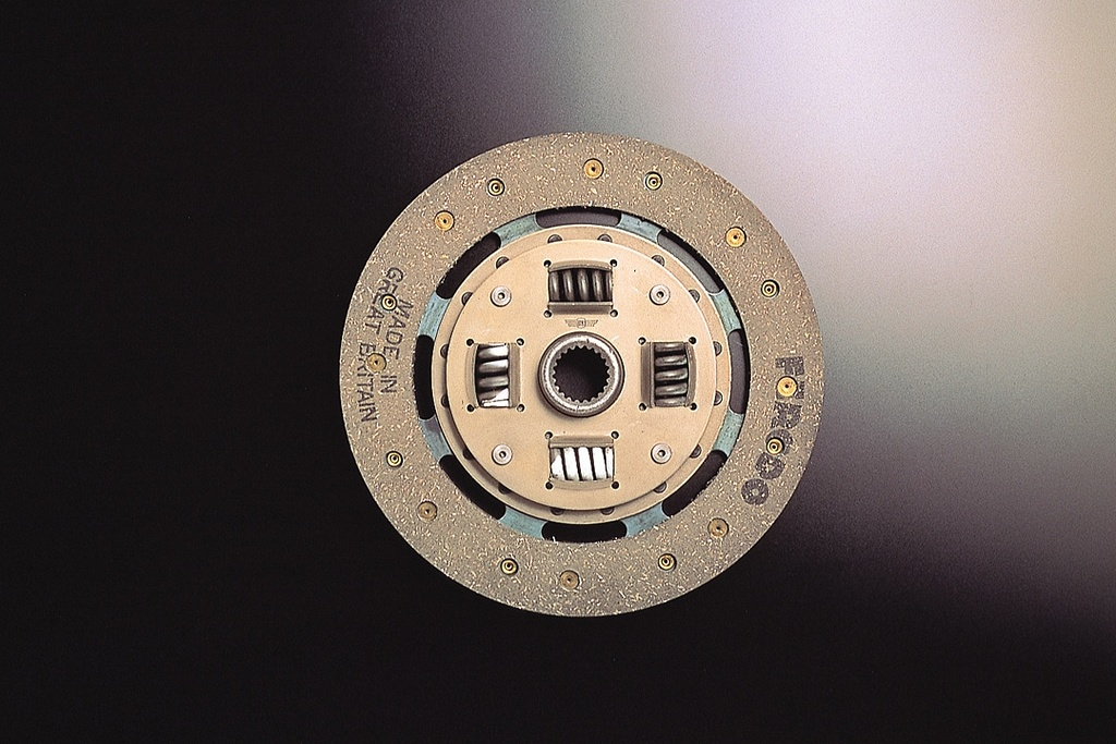Clutch Disc (Sports Facing Type)