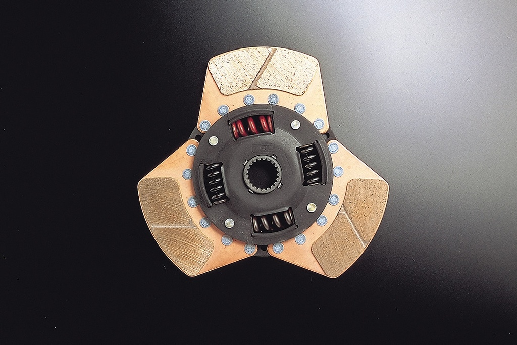 Clutch Disc (Metal Facing Type)