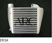 Intercooler - Standard Position - ER34