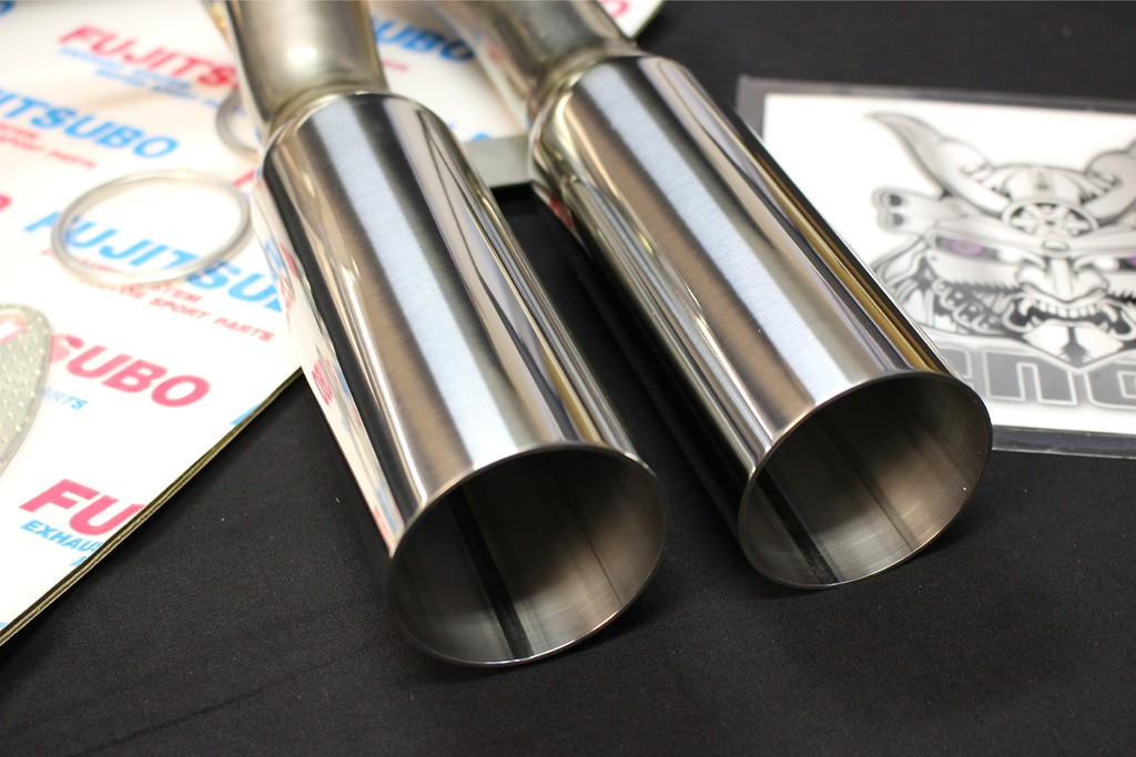 Pieces: 3 - Pipe Size: 50.8-45-42.7mm - Tail Size: 2x 60.5mm - 750-52433