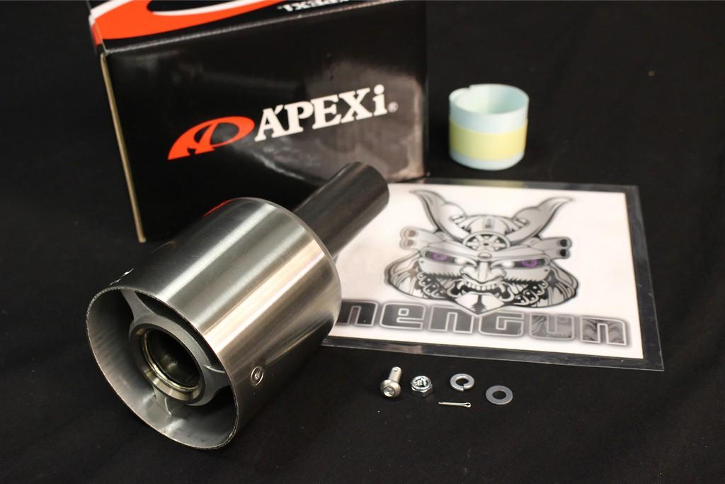 Apexi - Dual N1/NA - Diameter: 90mm - 155-A026