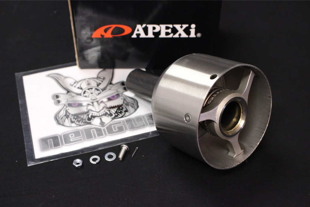 Apexi - GT/N1 (Not Evo) - Diameter: 115mm - 155-A025