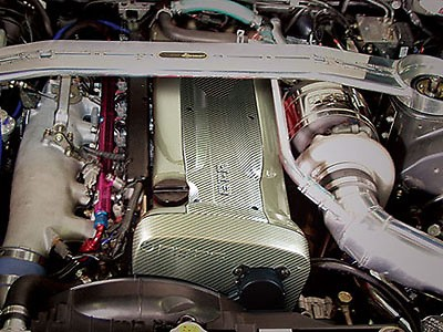 THREEBOND 4 X SUPER ENGINE CONDITIONER for NISSAN SKYLINE R31 RB30 for COMMODORE