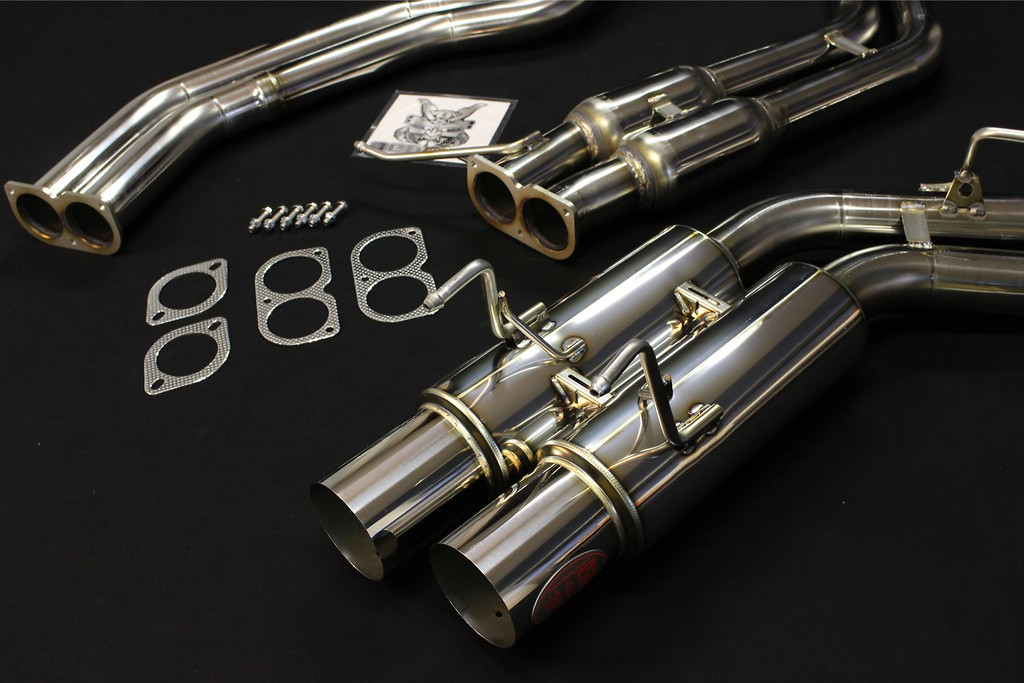 Pieces: 3 - Pipe Size: 2x70mm - Tail Size: 2x127mm - NF1C08