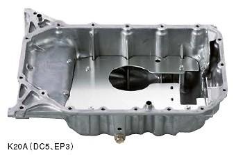 Honda - Baffle Oil Pan
