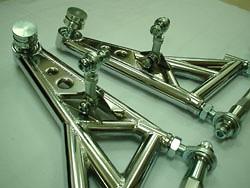 Nagisa Auto - Adjustable Front Lower Arms