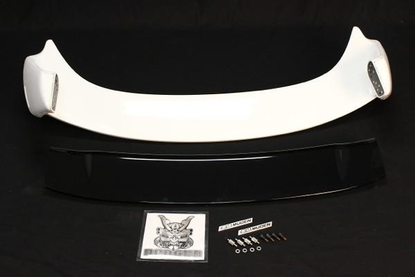 Material: GFRP + ABS - Colour: Unpainted - 84112-XLR-K0S0