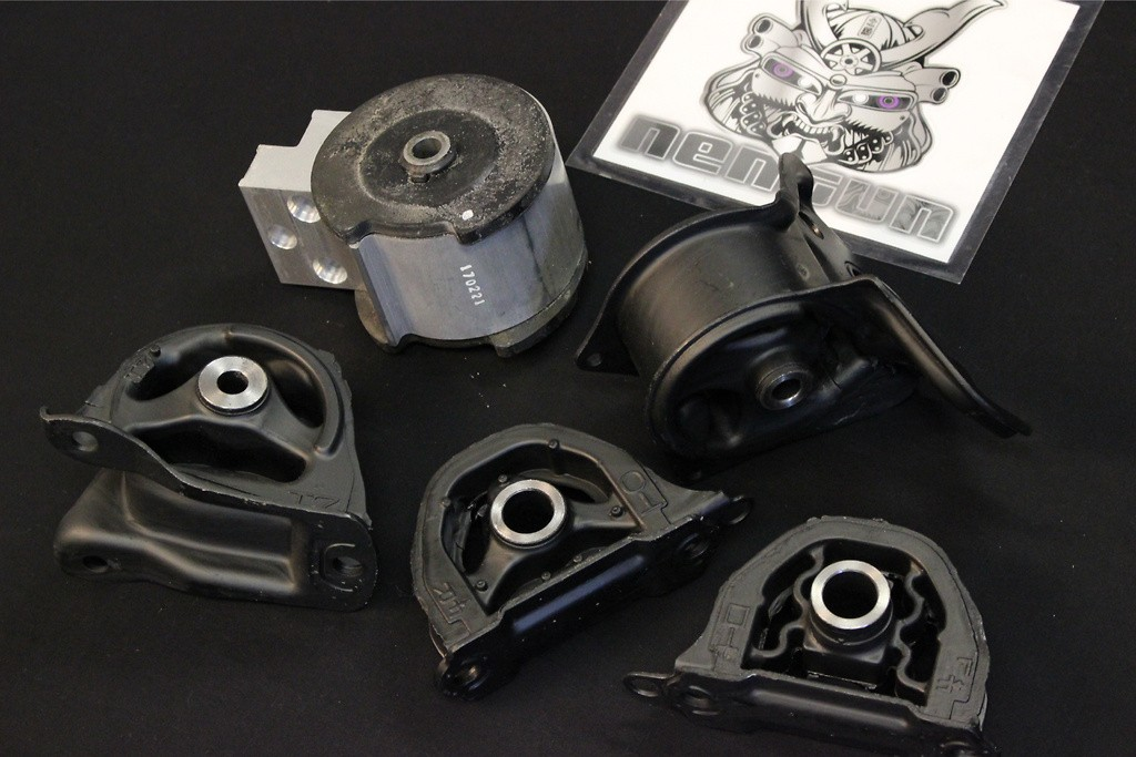 Engine Mount: 5 Piece Set - 50800-XH4-S1N0